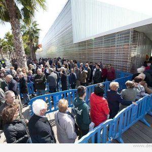 Inauguración El Batel