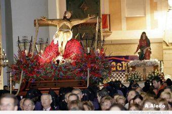 La primera procesión de España: viacrucis de Cartagena