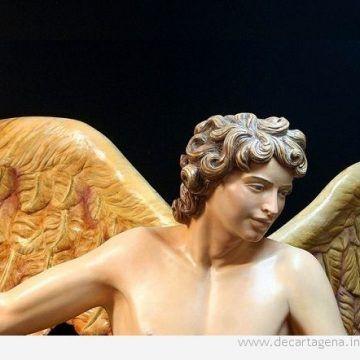 Galo Conesa, de minero a escultor religioso