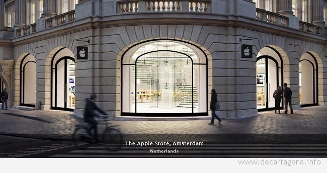 ¿Apple en Cartagena?