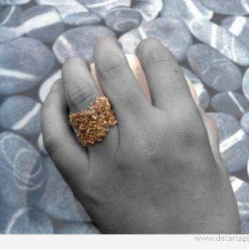 Cristina: «Hacer una joya puede ser cuestión de horas o de días»