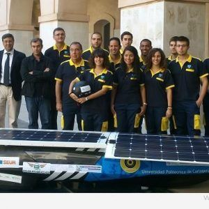 UPCT Solar Race