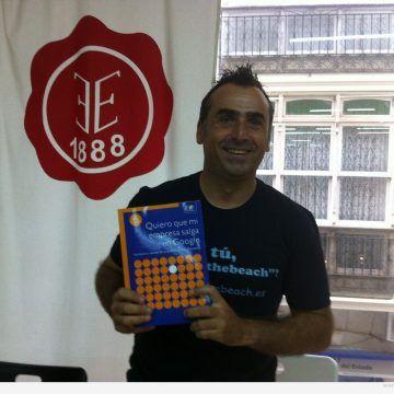 Sico de Andrés: «En las redes sociales no hay que estar por estar, hay que elegir la que se amolda a nuestra empresa»