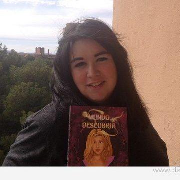 Una joven cartagenera nos muestra «Un mundo por descubrir»