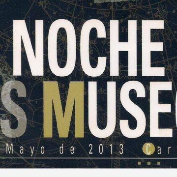 Rutas y pasacalles – Noche de los museos de Cartagena 2013