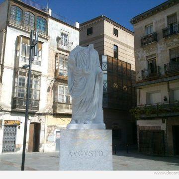 Roma en las calles de Cartagena