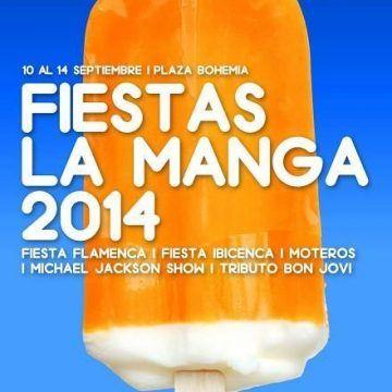 Programa de las fiestas de La Manga 2014