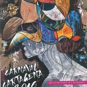 Carnaval de Cartagena 2016 – Cartel