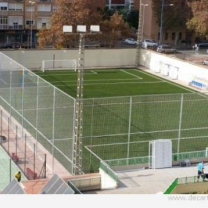 Instalaciones deportivas de la UPCT