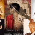 cartel cartagineses y romanos 2016
