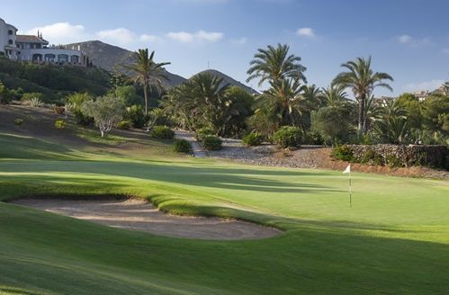 Cartagena tiene el mejor complejo de golf de España