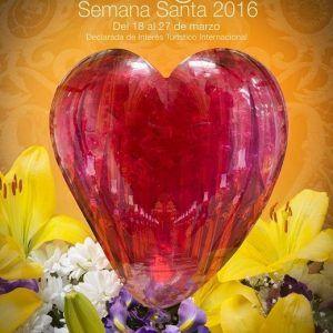 Semana Santa de Cartagena 2016 – Cartel