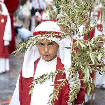 El Domingo de Ramos en la Semana Santa de Cartagena