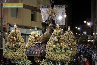 Lunes Santo en Cartagena – Las promesas de la Piedad