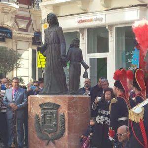 El Monumento al procesionista – Cartagena