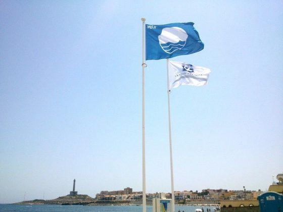 Playas de Cartagena, Qs de calidad y banderas azules